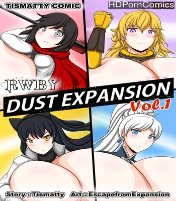 Porn Comics - Dust Expansion