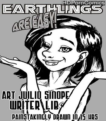 Porn Comics - Earthlings Are Easy!