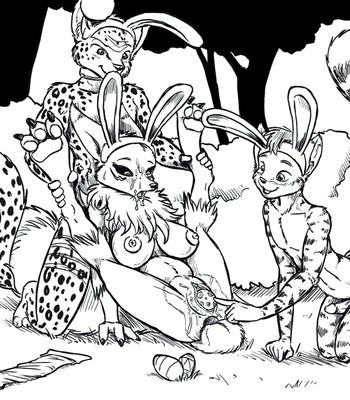 Easter Renamon comic porn sex 004