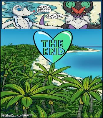 Echo Beach comic porn