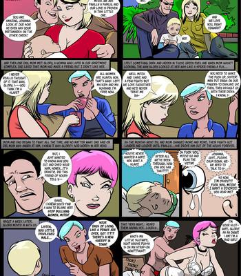 Egyptian Magic 3 comic porn sex 003