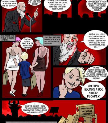 Egyptian Magic 3 comic porn sex 026