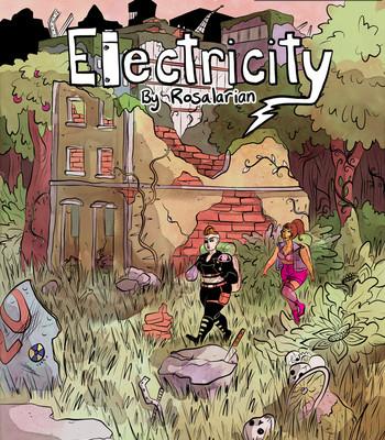 Porn Comics - Electricity