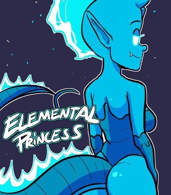 Porn Comics - Elemental Princess