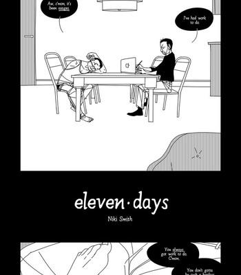 Eleven Days 1 comic porn sex 002