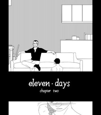 Porn Comics - Eleven Days 2