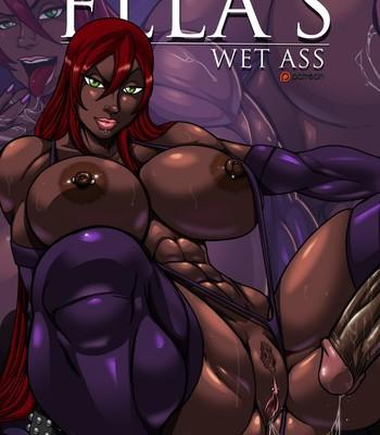 Porn Comics - Ella's Wet Ass
