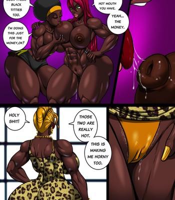 Ella's Wet Ass comic porn sex 028