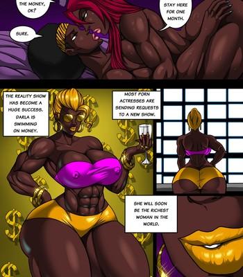 Ella's Wet Ass comic porn sex 042