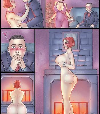 Eloise For Dessert comic porn sex 002