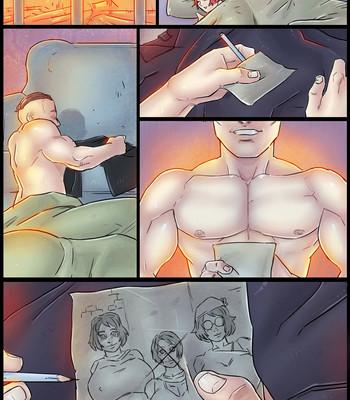 Eloise For Dessert comic porn sex 006