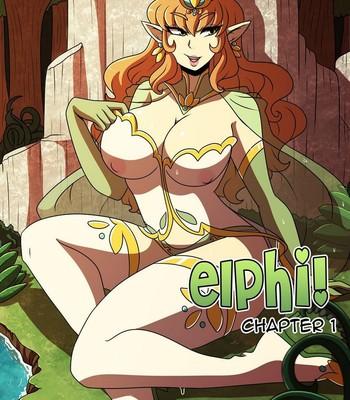 Porn Comics - Elphi! 1