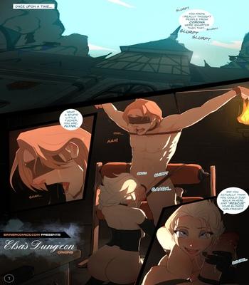 Elsa-s-Dungeon-1 2 free sex comic
