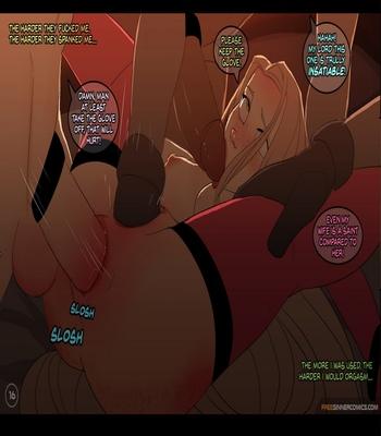 Elsa's Dungeon 2 comic porn sex 016