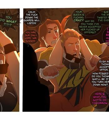 Elsa's Dungeon 3 comic porn sex 018