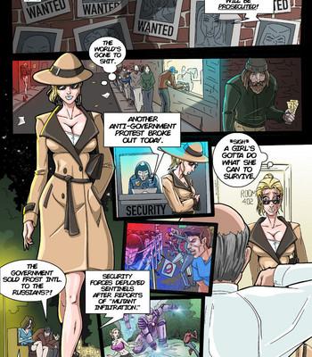 Porn Comics - Emma Frost – AltFuture