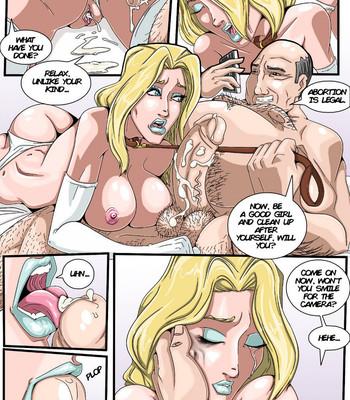 Emma Frost - AltFuture comic porn sex 006