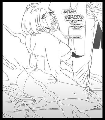 Emma-Frost-VS-The-Brain-Worms 12 free sex comic