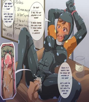 Emma's Prostitution Agency comic porn sex 004