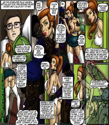 Emptiness comic porn sex 096