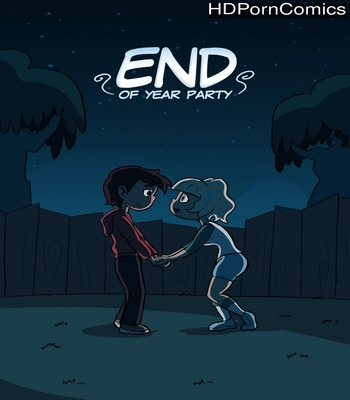 Porn Comics - End Of Year Party