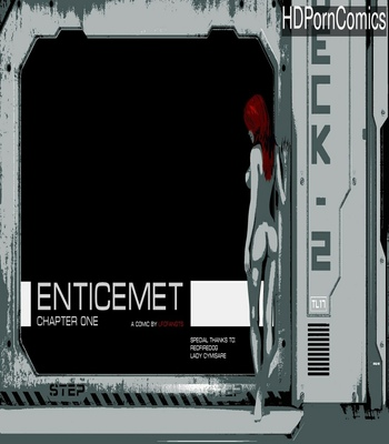 Porn Comics - Enticement 1