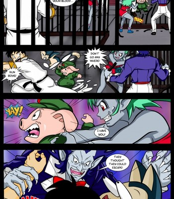 Evil Coronation 1 comic porn sex 011
