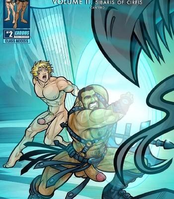 Porn Comics - Exodus 2 – Sibaris Of Cirfis