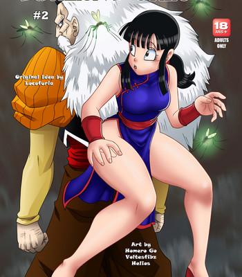Porn Comics - Expansive Sting 2