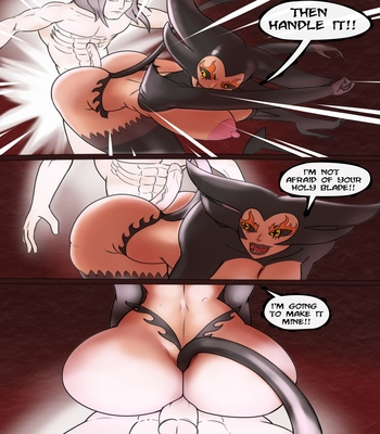 Extra-Thicc 24 free sex comic
