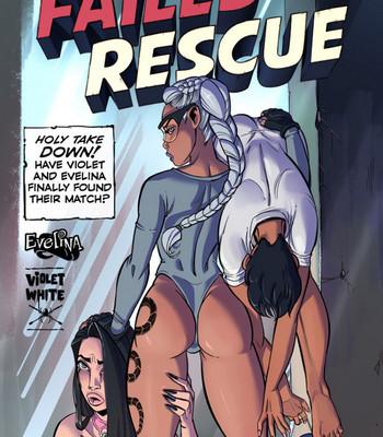 Porn Comics - Failed Rescue