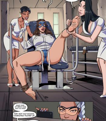 Failed Rescue comic porn sex 006