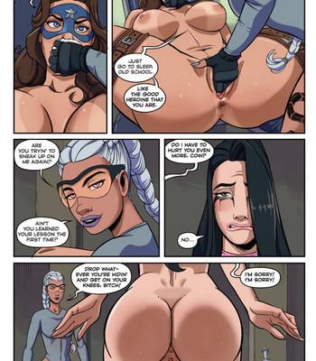 Failed Rescue comic porn sex 017
