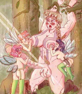 Fairy Magic comic porn sex 005