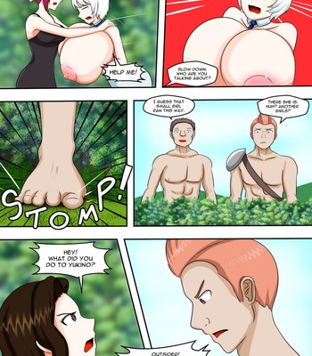 Fairy Slut 2 comic porn sex 006