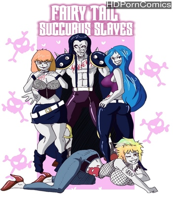 Porn Comics - Fairy Tail Succubus Slaves