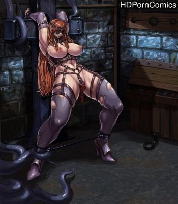 Porn Comics - Fall Of An Elf Warrior
