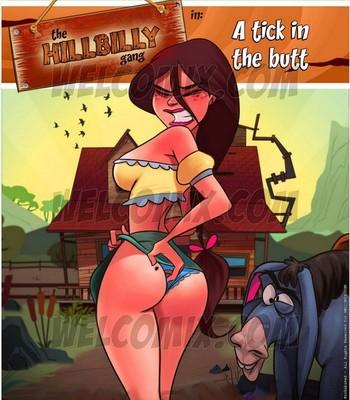 Familia Caipira 6 - A Tick In The Butt comic porn sex 001