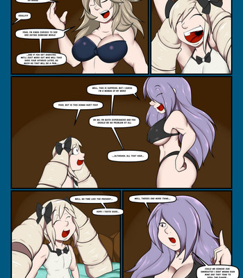 Fates – Ingestion 1 comic porn sex 006