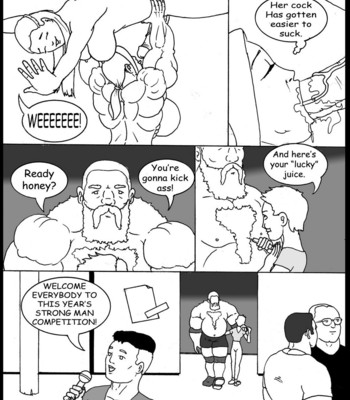 Family Fun comic porn sex 070