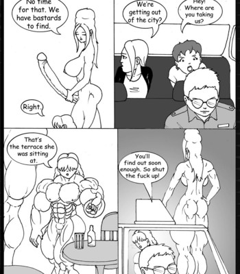Family Fun comic porn sex 101