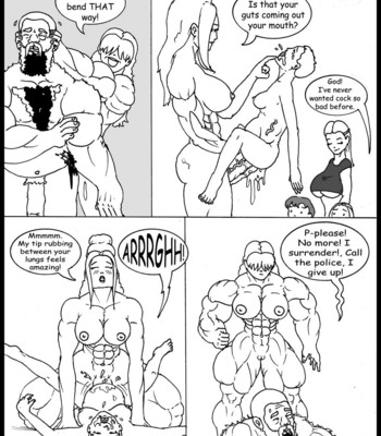 Family Fun comic porn sex 128