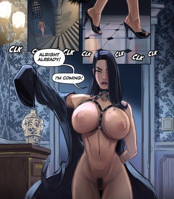 Family Values 1 - An Unexpected Guest comic porn sex 003