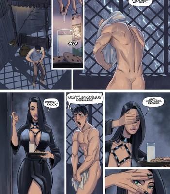 Values 1 – An Unexpected Guest comic porn sex 006