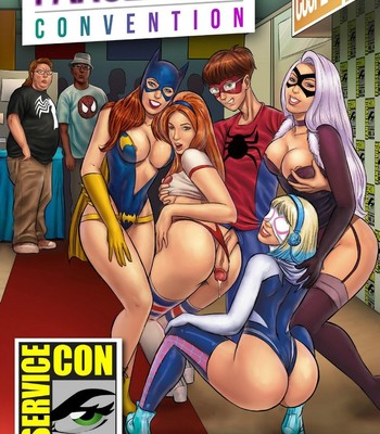 Porn Comics - Fanservice Convention 1