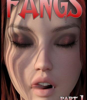 Porn Comics - Fangs 1