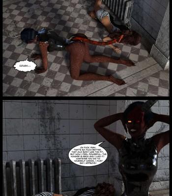 Fangs 3 comic porn sex 060