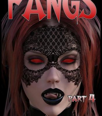 Porn Comics - Fangs 4