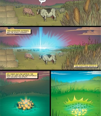 Farm Grown – Summer comic porn sex 002