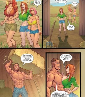 Farm Grown – Summer comic porn sex 005